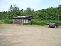 Lewisburn Picnic Site and Carpark, Kielder Forest - geograph.org.uk - 209915.jpg
