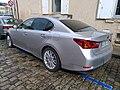 Lexus GS 450H (38965570660).jpg