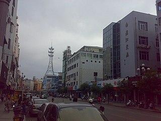 Lianjiang County County in Fujian, Peoples Republic of China