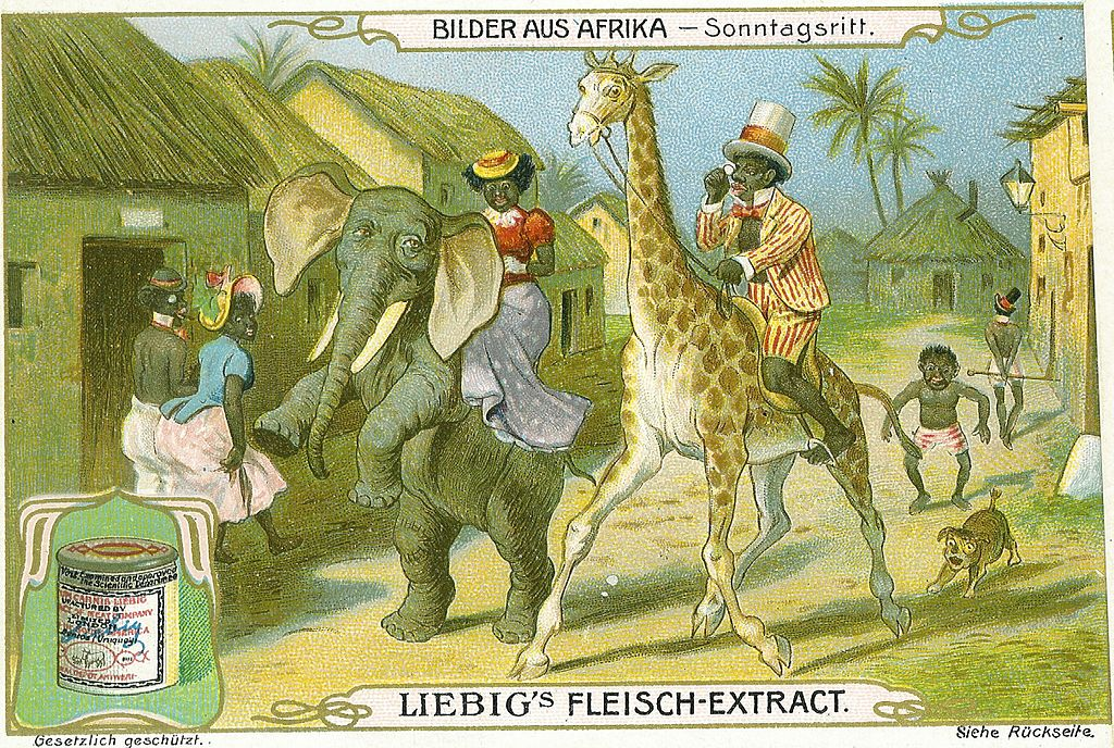 Liebig Afrika Sonntagsritt.jpg