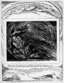 Life of William Blake (1880), Volume 2, Job illustrations plate 13.png