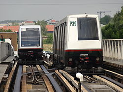 Ligne 2 du métro de Lille Métropole - Garage-atelier du Grand But (06).JPG