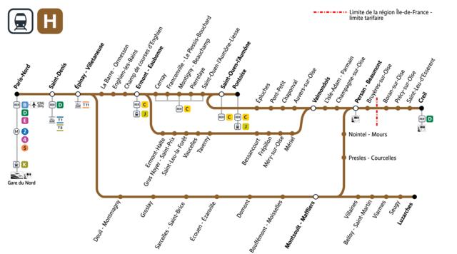 Horaires Des Trains Pour Orry La Ville