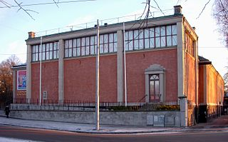 Liljevalchs konsthall art gallery in Stockholm