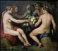 Lille PdBA Cornelisz Ceres bacchus venus amour.JPG