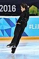 Lillehammer 2016 - Figure Skating Men Short Program - Mauro Calcagno 1.jpg