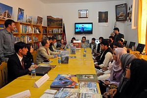 Lincoln Learning Center in Ghazni.jpg