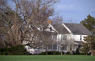 White Hall (Princess Anne, Maryland) building in Maryland, United States