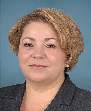 English: Linda Sanchez (D-CA), Member of the U...