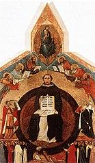 Triumph of Saint Thomas Aquinas