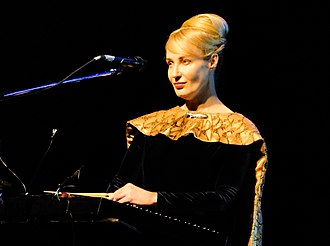 Lisa Gerrard - Lisa Gerrard with Dead Can Dance, 2012