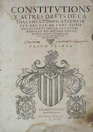 History of Catalonia