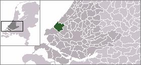 Location of 's-Gravenzande