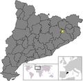 Location of Susqueda.png