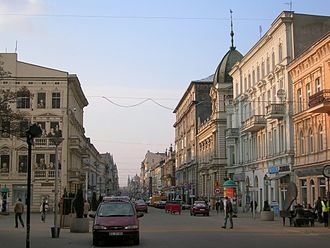 Arthur Rubinstein - Rubinstein grew up on Piotrkowska Street, Łódź, Poland