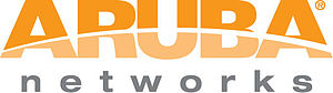 English: offical logo of Aruba Networks