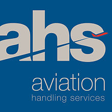 Logo der AHS Aviation Handling Services GmbH