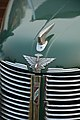 Logo and Bonnet Ornament - Austin - 1939 - 1125 cc - 4 cyl - Kolkata 2013-01-13 2936.JPG