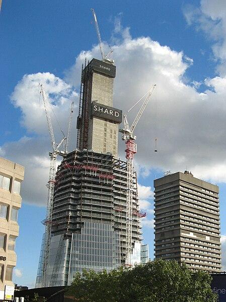 File:LondonShardSeptember2010.jpg