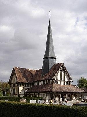 Longsols - Image: Longsols église 1