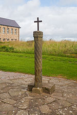 Lough Derg St. Patrick's Cross 2009 09 17.jpg