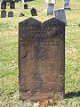 Loughner (Mary and Jonas), Brush Creek Cemetery, 2015-10-26, 01.jpg