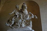 Louis XIV sous les traits de Marcus Curtius, Le Bernin, modifiée par Girardon - DSC 0856.JPG