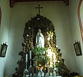 Lourdes-Altar in der Kapelle - panoramio.jpg