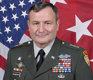 Karl Eikenberry United States general and former ambassador to Afghanistan
