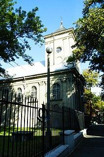 church building in Lublin, Poland