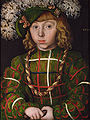 Lucas Cranach the Elder - Portrait of Johann Friedrich the Magnanimous.jpg