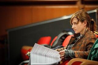 Lucia Ronchetti Italian composer (born 1963)