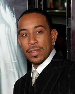 Ludacris American rapper and actor (born 1977)