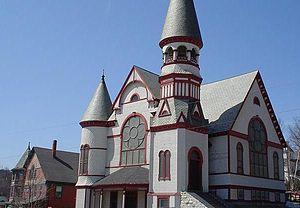 Ludlow (town), Vermont - Ludlow architecture