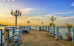 Hussain Sagar - Lumbini Park Jetty, Hyderabad