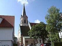 Lustnau Evangelische Kirche Nordseite 01.JPG