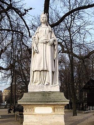 Matilda of Flanders - Image: Luxembourg La Reine Mathilde