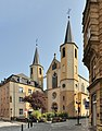 Luxembourg City église Saint-Alphonse ext a.jpg