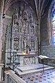 Lyon - église Saint-Bonaventure - Retable avec autel de la chapelle Saint-Joseph.jpg