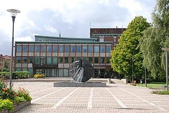 Mölndal Municipality - Mölndal City Hall