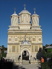 Curtea de Argeș Cathedral