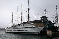 M-V Kulamanu located at Pier 7A next toMaritime Museum- (2853395627).jpg