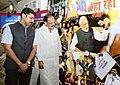 "M. Venkaiah Naidu visiting after inaugurating the ""Saath Hai Vishwaas Hai, Ho Raha Vikas Hai"" Exhibition of DAVP, at Sarojini Nagar, in New Delhi.jpg"
