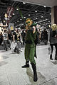 MCM London 2014 - Green Arrow (14083505900).jpg