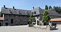 Maastricht-Borgharen, kasteel Borgharen, kasteelhoeve04.JPG