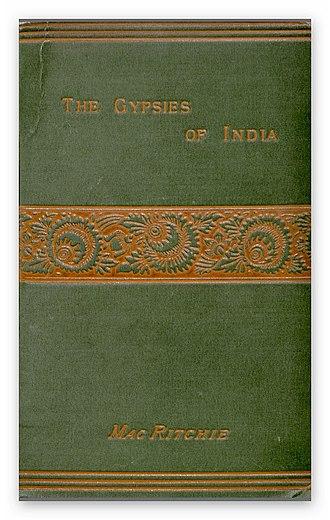 David MacRitchie - Accounts of the Gypsies of India (1886)