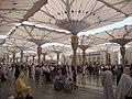Madina Karim Masjid.e.Nabavi - panoramio (11).jpg