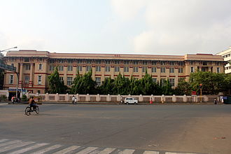 Madras Medical College - Image: Madras Medical College