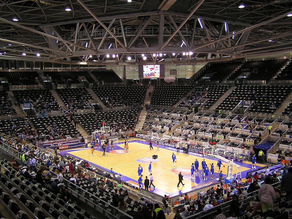 Arena wiktionary - Pabellon de deportes madrid ...