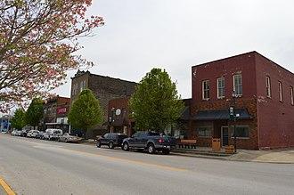Louisa, Kentucky - Main Street